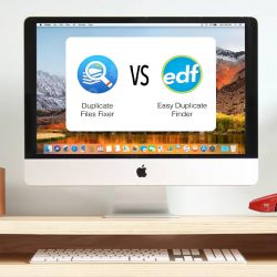 easy duplicate finder vs duplicate files fixer review